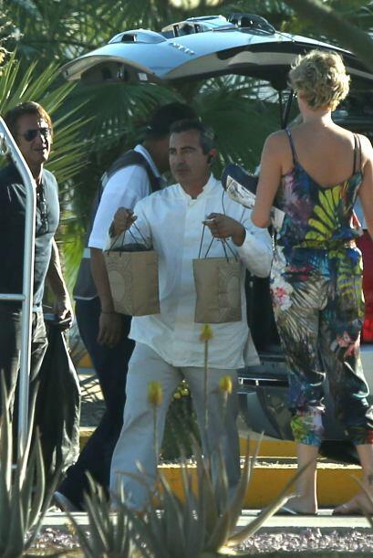 Los famosos dejaron el resort el lunes. Más videos de Chismes aqu...