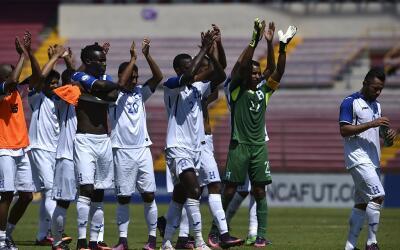 Honduras fue el campéon de la Copa Centroamericana 2017.