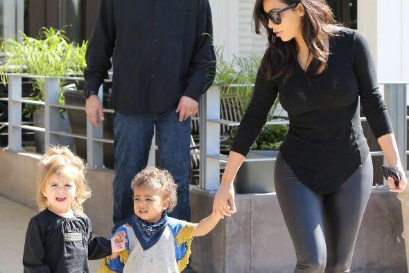 El clan Kardashian fue a buscar su Te dejamos otras fotos de las celebri...