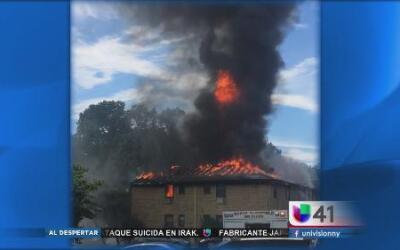 Investigan incendio que dejó a una pareja de ancianos muertos en Nueva J...