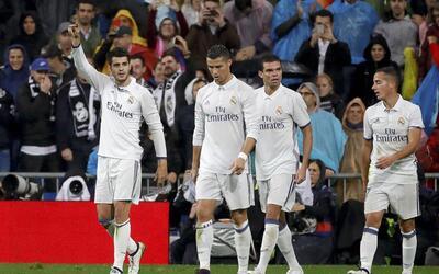 No fue Cristiano esta vez. El héroe del Madrid fue Morata.