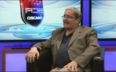 "Héctor Molina: ""Me siento entusiasmado por la temporada de White Sox"""