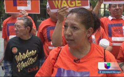 ¿Aumentará el salario mínimo en Illinois?
