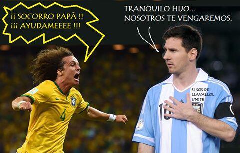 ¡A vengarse por Brasil! Todo sobre el Mundial de Brasil 2014.