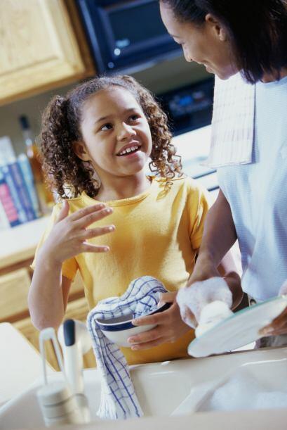 Debes fomentar la autonomía en tu hijo. Lo ideal es comenzar enco...