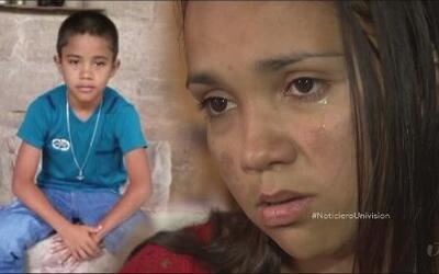 Familiares de niños migrantes sufren angustia