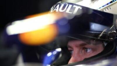 """""""Sigo con Red Bull hasta 2014 porque me siento muy cómodo ... Estoy orgu..."""