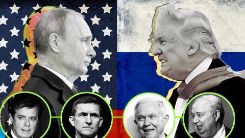 Trump y Putin están metidos en una trama con sabor de la Guerra F...