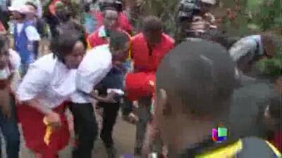 Terror en Kenia deja 39 muertos
