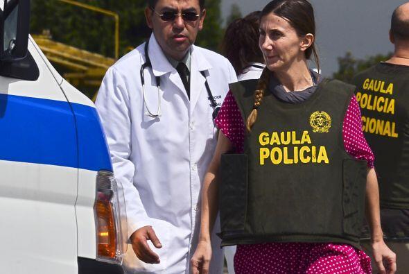 Ambos españoles manifestaron que quieren quedarse en Colombia has...