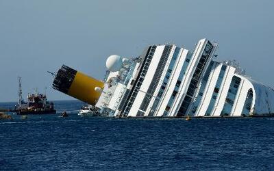 Los Cinco: cruceros que se han hundido