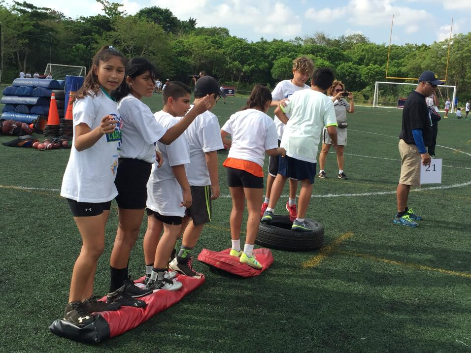 Más de 300 niños tuvieron la experiencia de aprendizaje