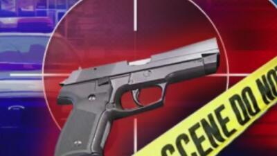 pistola escena crimen