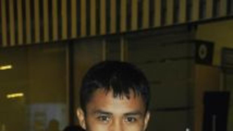 Cuello seguro de derrotar a Ganigan López (Foto: Canelo Promotions)
