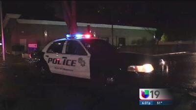 Policía investiga asesinato a hombre a puñaladas en Modesto