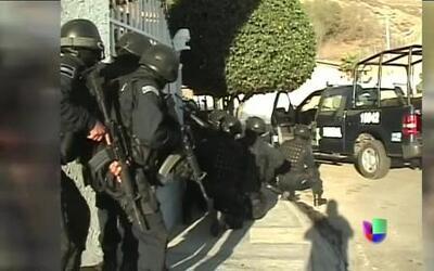 El gobierno mexicano conformó un nuevo cuerpo policiaco