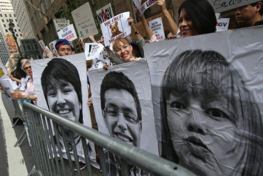 La reforma migratoria también impactaría en la política de deportaciones...