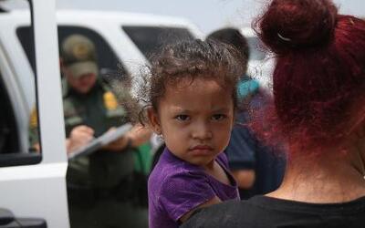 Qué deben hacer los familiares de niños migrantes detenidos en la frontera