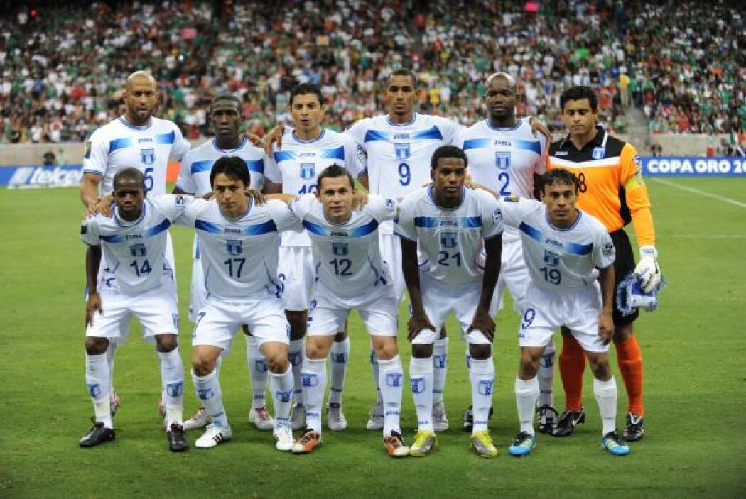 Honduras se despidió de la Copa Oro con la sensación de haber cumplido l...