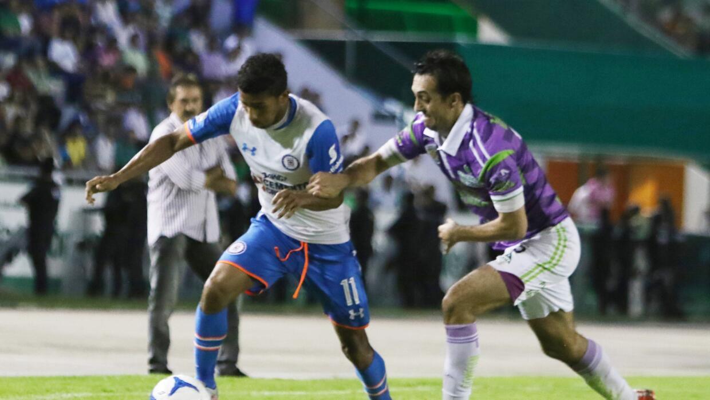 Jaguares vs Cruz Azul