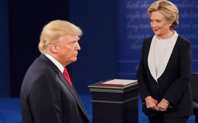 Los impactos que sigue teniendo el segundo debate presidencial entre Hil...