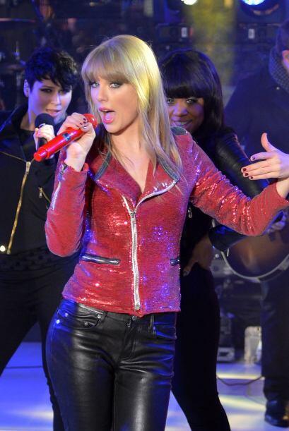 Lo verdaderamente extraño es que la bella Taylor Swift dijera a una entr...