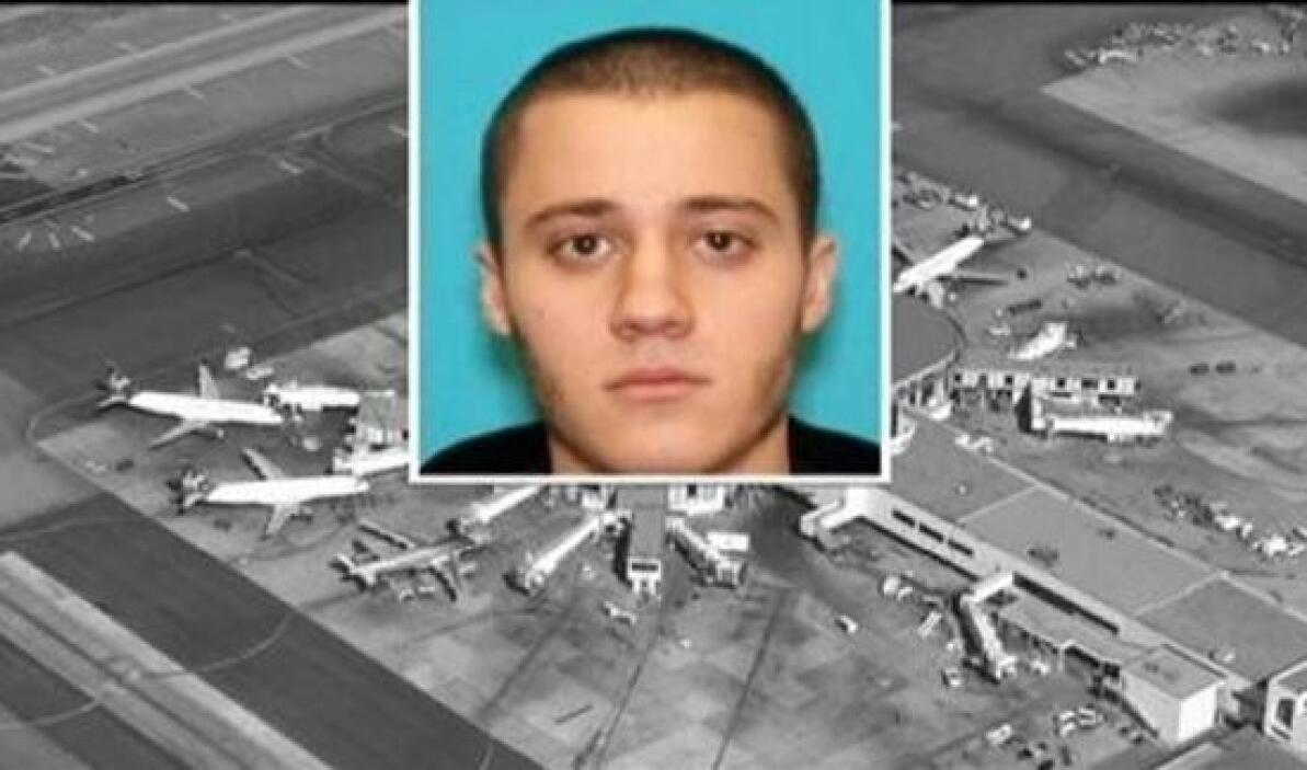 El autor del tiroteo es Paul Ciancia, un joven estadounidense de 23 años...