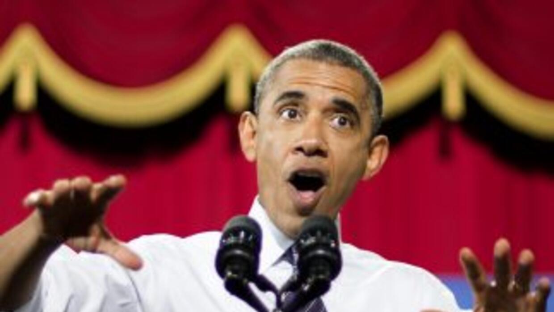Un popular canal de YouTube vuelve discursos de Obama en canciones.