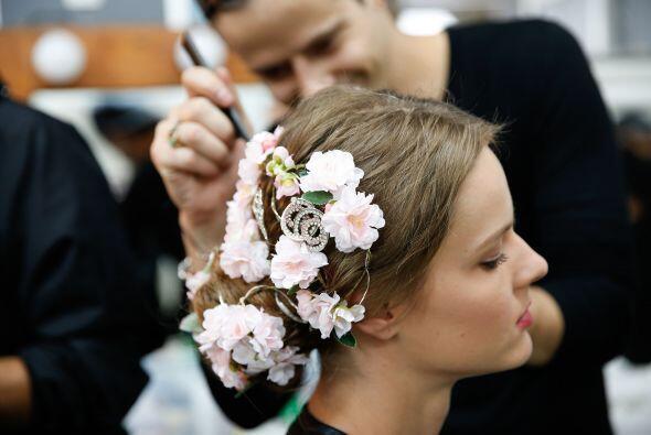 Las flores siempre han sido un símbolo de feminidad y delicadeza, por es...