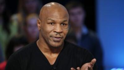 Mike Tyson piensa que el futuro del box son los latinos.