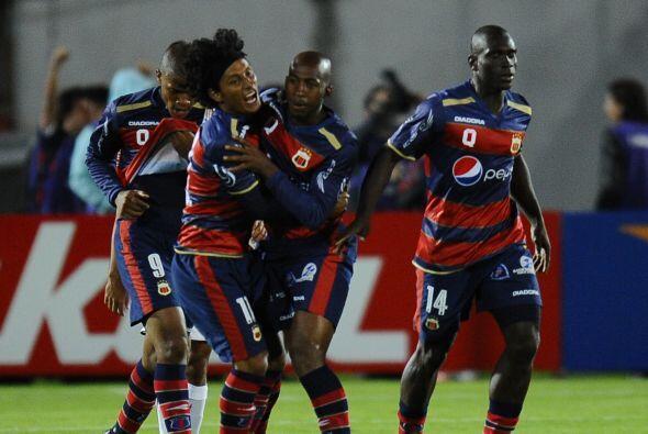 Deportivo Quito se acercó a la clasificación con un gol anotado en la se...