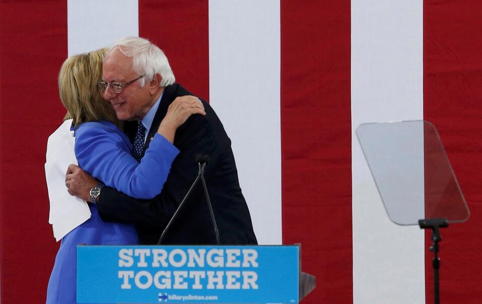 Bernie endorsment