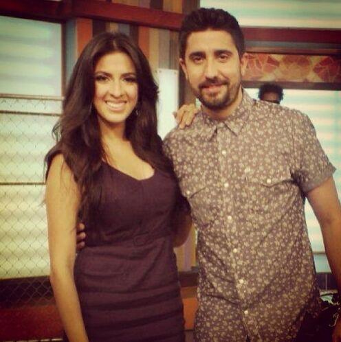 """""""Hoy en @despiertaamericatv nos visitó @AlexUbagoOficial #buenamusica"""",..."""