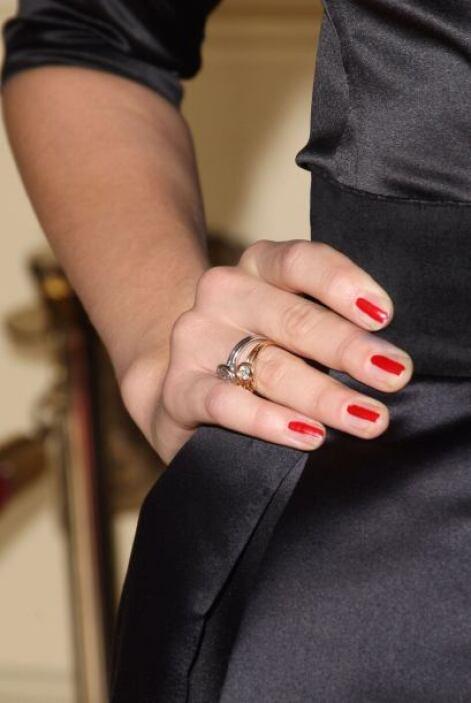 La fina línea entre 'coll', feo, del terror y estas uñas, es muy delgada.