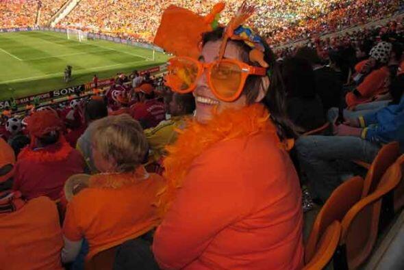 La marea de la Naranja Mecánica ganó su primer partido por...