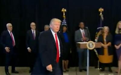 'Nueva York en un Minuto': el gobierno de Trump publica un nuevo decreto...