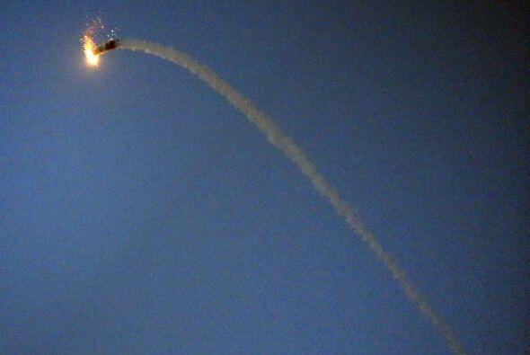El cual habría estado involucrado en el disparo de cohetes contra Israel.