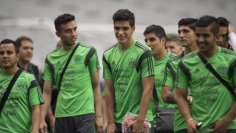 México juega un partido importante contra Estados Unidos.