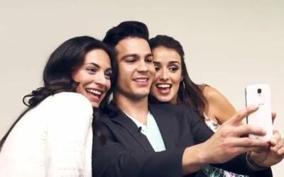 Ray Diaz, 'Nick' in 'East Los High' visited Despierta America and met An...