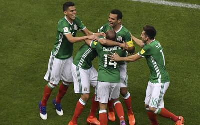 Con México de líder, así está el Hexagonal antes de que comience la jorn...