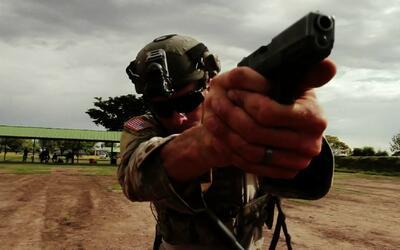 Fuerzas Comando: Soldados probados con fuego real
