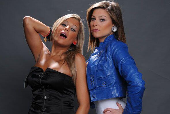 El inicio de estas dos chicas fue en el modelaje y confiesan que llegaro...