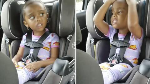 """""""¿Dónde está Obama?"""": la pequeña de cinco años que extraña al expresiden..."""