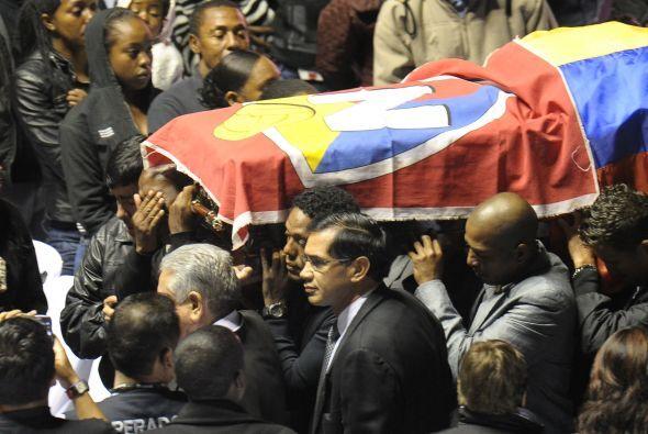 Los últimos informes médicos develaron que Christian Benítez sufría de p...