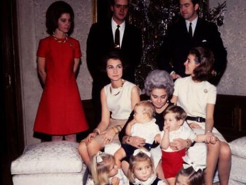 Un repaso, foto a foto, de los 46 años de vida del Felipe VI, el nuevo r...