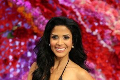 La dominicana busca establecer una carrera profesional en los medios de...