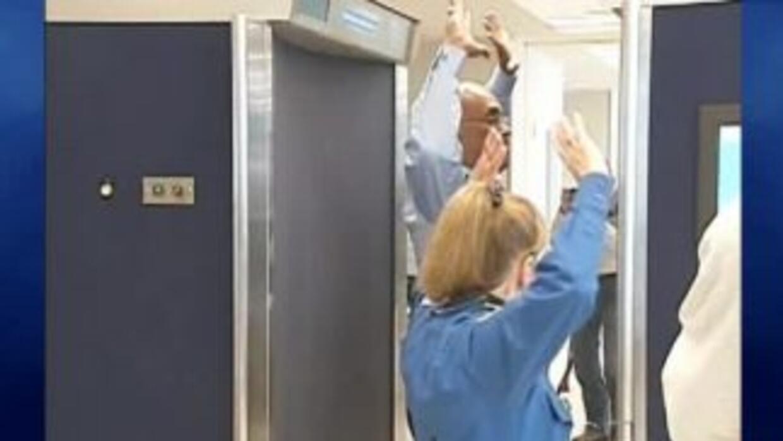 La nueva polémica en aeropuertos