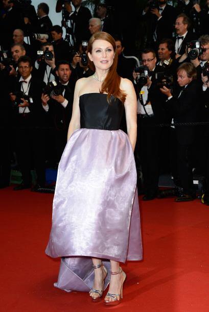 Con los años Julianne Moore se ha convertido en una de las actrices más...