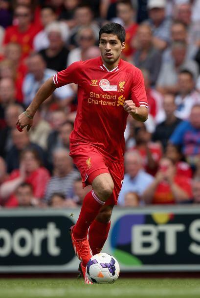 El Liverpool se encuentra a la espera de resolver la situación del urugu...