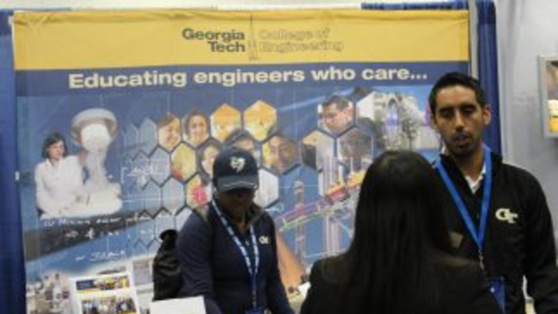 Cientos de jóvenes hispanos se dieron cita en la conferencia anual de in...